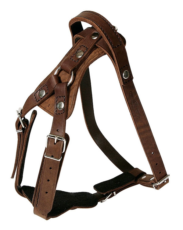 Work Harness, made of soft leather